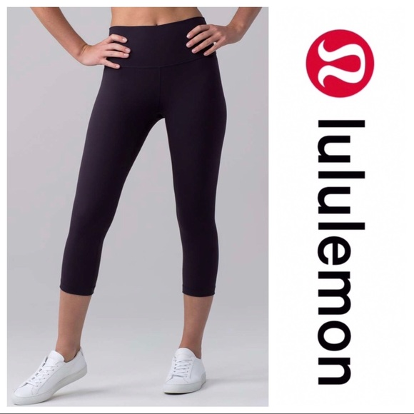 df608fbb07 lululemon athletica Pants | Rare Lululemon Highrise Luxtreme Wunder ...